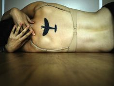 . tattoo placements, airplanes, dragons, back tattoos, a tattoo, quot, friend, airplan tattoo, ink
