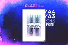 To dla serc, które biją w wieżowcu – Plakat typograficzny. Klasyka polskiego rapu Tech Companies, Rap, Company Logo, Etsy, Poster, Wraps, Rap Music