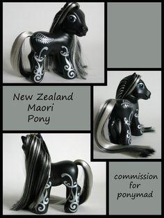 New Zealand Maori Pony by Sweetlittlejenny on DeviantArt