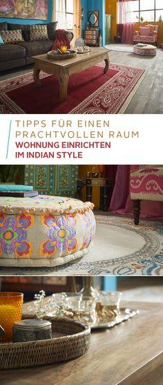 Folge Elisa Von OTTO Roombeez In Eine Magisch Schöne Wohnwelt Mit  Prachtvollen Farben Und Textilien