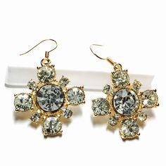 Crystal earrings 🌞 Crystal earrings E01011761 Jewelry Earrings