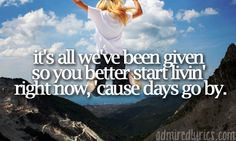 Days Go By. Keith Urban