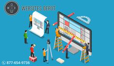 Improve Your Business Visibility with SEO in Los Angeles Websites Depot Inc. - SEO & W...