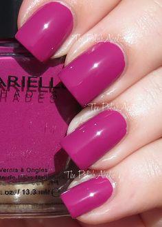 Barielle High Marks Purple