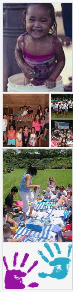 Helping The Homeless, Hawaii, Action, Camping, Artists, Children, Projects, Summer, Campsite