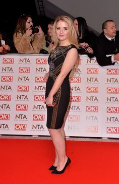 Lorna Fitzgerald Photos Photos - Lorna Fitzgerald attends the National Television Awards on January 2017 in London, United Kingdom. British Actresses, Emma Stone, You Are Beautiful, Latest Pics, My Girl, Romantic, Entertaining, Celebrities, Lady