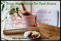 Online Food License Registration Procedure in India Food License, Online Registration, Apply Online, A Food, Website, Business, Cake, Birthday, Desserts