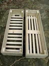 Image result for making wooden planters