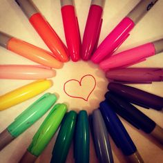 Sharpies!<3