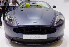Geneva Auto Show Themes