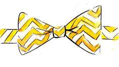 graphic design bow tie - Google Search