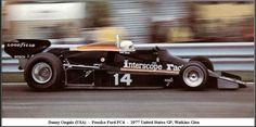 Danny Ongais (Interscope Racing) Penske PC4 - Ford