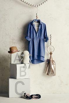 The perfect shirtdress - Anthro Blog
