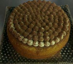 Tiramisu cake Tiramisu Cake, Muffin, Breakfast, Food, Kitchens, Morning Coffee, Essen, Muffins, Meals