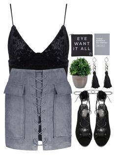 Rosegal 2.5 by emilypondng on Polyvore featuring polyvore fashion style Urge Eyeko clothing rosegal