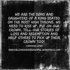 """Choosing joy through both trial and triumph."" Forgiveness, Jesus Christ, Redemption, Mercy, Grace, Healing"