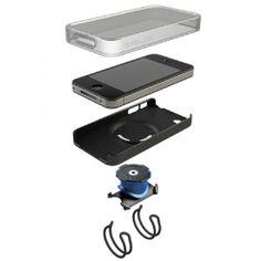 59.90€ - Support QuadLock iphone 4/4S