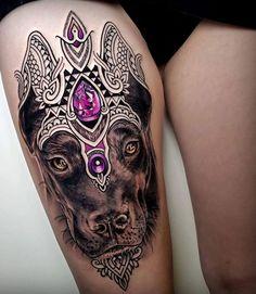 #tatuaz pies
