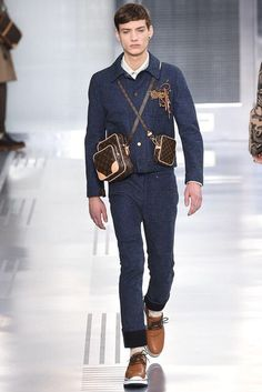 Louis Vuitton, Look #7