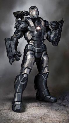 Some Iron Man 3 stuff...