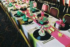 My wedding | Flickr - Photo Sharing! record table setting 50´s