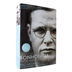Bonhoeffer: the book follows Bonhoeffer through his childhood to his decision to leave the comfort of his privileged background and fight to end the senseless  racial cleansing brought about in Nazi Germany. Stunning biography.