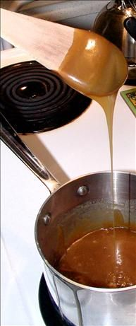 Scotch Butterscotch Sauce