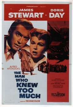The Man Who Knew Too Much (1956) | SMS 2013
