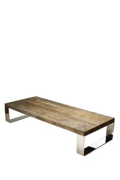 Napa Rustique   Darren Coffee Table