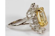 Jewelry & Watches 10.70ct Natural Diamond Sapphire 14k Yellow Gold Wedding Anniversary Tiara Crown Exquisite Craftsmanship;