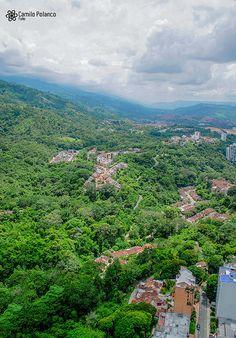 Cerros Orientales hacia Pan de Azúcar - Bucaramanga   Flickr - Photo Sharing!