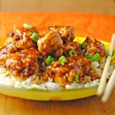 General Tso's Chicken by JuanitasCocina