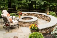 Fire Pits-Home and Garden Design Ideas