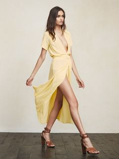 Looking just straight up pretty is what a girl needs sometimes. The Hadley Dress. https://www.thereformation.com/products/hadley-dress-buttermilk?utm_source=pinterest&utm_medium=organic&utm_campaign=PinterestOwnedPins