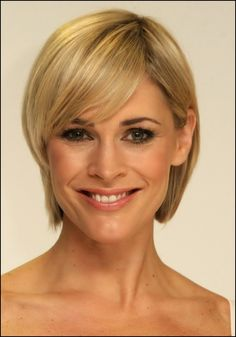 short hairstyles for fine hair and long face over 50 | things i like ...