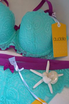 My lingerie signed Aduelle