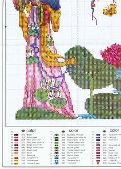 chicas tengo muchos patrones d punto d cruz (pág. 45) | Aprender manualidades es facilisimo.com