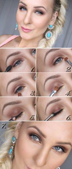 TUTORIAL – Blake Lively inspirerad makeup | Helen Torsgården - Hiilens sminkblogg | Veckorevyn