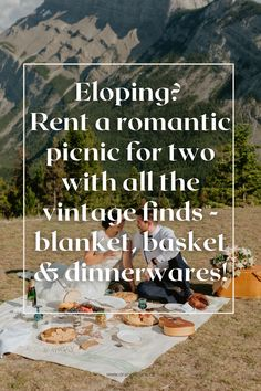 Designing an elopement has it's challenges...let us help with some vintage ideas for an easy and romantic elopement. Wedding Themes, Wedding Vendors, Wedding Designs, Wedding Events, Weddings, Vintage Theme, Vintage Ideas, Romantic Picnics, Orange
