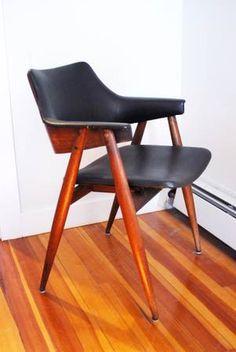 Boston: Danish Mid Century Modern Chair $45 - http://furnishlyst.com/listings/273644