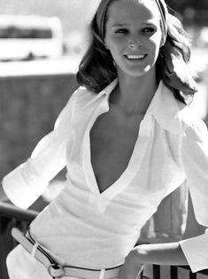 Carmen Kass, US Vogue