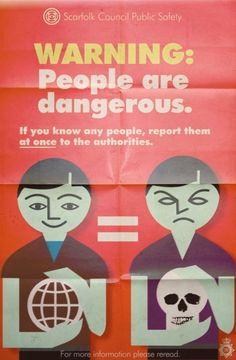 Digging Through the Archives of Scarfolk the Internet's Creepiest Fake Town