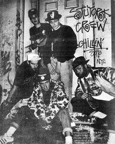 Image result for Stussy 1980s