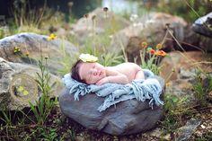 "LearnShootInspire.com ""one a day"" by Andrea Martin Photography on Facebook! #newborn #photographer"