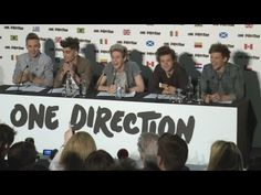 Where We Are Press Conference part 1