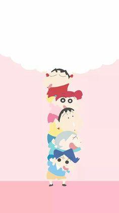 Sinchan,nany,bo chan,masao,kazama