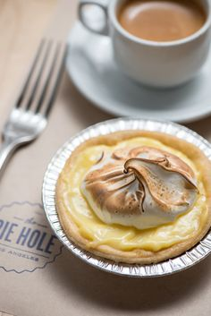 The Pie Hole in LA and Pasadena