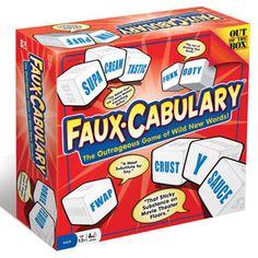 FauxCabulary Game