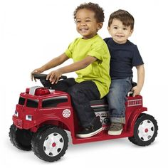 Kids Ride On Vehicle 1 or 2 Riders Battery Operated Lights & Sounds Fun Gift Toy #KidsRideOnVehicle