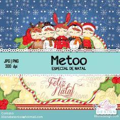 """Especial com as metoo: """"merry christmas"""""""